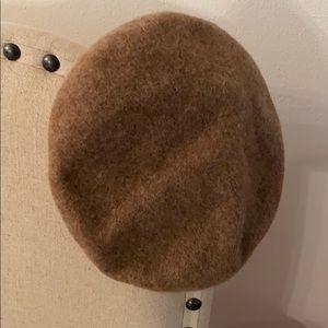 Zara Man Wool Artist Painters Hat Beanie Medium